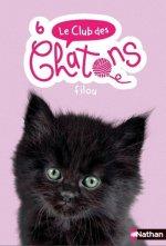 Le club des chatons - numéro 6 Filou