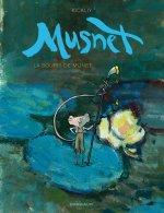 Musnet  - Tome 1 - La Souris de Monet