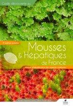 Mousses et hépatiques de France - manuel d'identification (deuxième Edition)