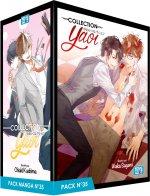 Pack Boy's Love - Partie 35 - 5 Mangas (Livres) - Yaoi