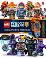 LEGO NEXO KNIGHT, L'ENCYCLOPEDIE DES PERSONNAGES