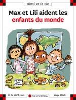 Max et Lili aident les enfants du monde - tome 74