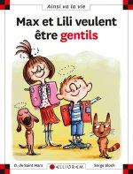 Max et Lili veulent être gentils - tome 98