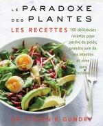 Le Paradoxe des plantes : les recettes