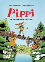 Pippi s kamarátmi na úteku