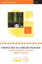 Introduction aux marchés financiers