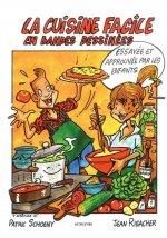 La cuisine facile en bandes dessinées