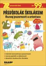 Předškolák školákem Rozvoj pozornosti a orientace