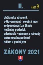 Zákony II-B 2021