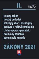 Zákony II-C/2021