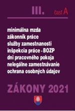 Zákony III-A /2021