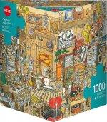 Music Maniac Puzzle 1000 Teile