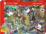 London Quest Puzzle 1000 Teile