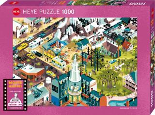 Tarantino Films Puzzle 1000 Teile