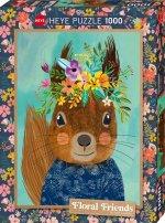 Sweet Squirrel Puzzle 1000 Teile