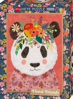 Cuddly Panda Puzzle 1000 Teile