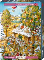In Summer Puzzle 1000 Teile