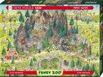Transylvanian Habitat Puzzle 1000 Teile