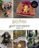 Harry Potter: More Patterns from Hogwarts and Beyond: An Official Harry Potter Knitting Book (Harry Potter Craft Books, Knitting Books)