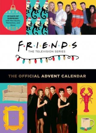 Friends: The Official Advent Calendar 2021 Edition