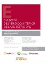 Directiva de mercado interior de la electricidad (Papel + e-book)