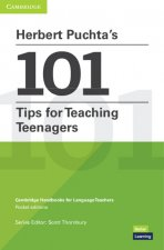 Herbert Puchta's 101 Tips for Teaching Teenagers Pocket Editions