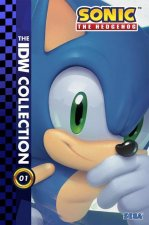 Sonic The Hedgehog: The IDW Collection, Vol. 1
