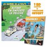 Les Damnés de la route - tome 08 + Bamboo mag offert