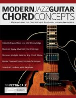 Modern Jazz Guitar Chord Concepts