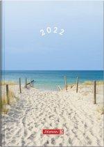 BRUNNEN 1079515031 Tageskalender/Buchkalender 2022 Modell 795