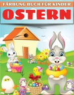 Ostern Farbung Buch fur Kinder