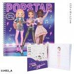 Zestaw Dress Me Up PopStar 11452A