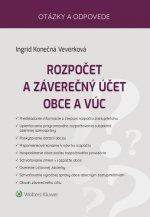 Rozpočet a záverečný účet obce a VÚC