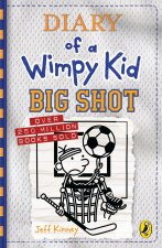 Diary of a Wimpy Kid 16. Big Shot