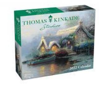 Thomas Kinkade Studios 2022 Day-to-Day Calendar