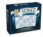 Puzzle Society Sudoku 2022 Day-to-Day Calendar