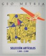 Geometría Selección de Artículos 1.985-2.000