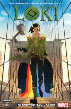 Loki Bůh, který spadl na Zemi
