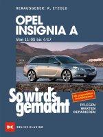 Opel Insignia A. Von 11/08 bis 04/17