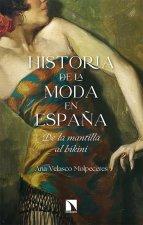Historia de la moda en España