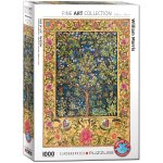 Puzzle 1000 Tree of Life Tapestry by William Morris 6000-5609