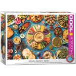 Puzzle 1000 Middle Eastern Table 6000-5617