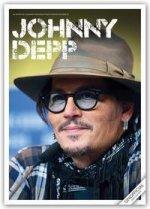 Johnny Depp A3 Calendar 2022