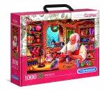 Puzzle 1000 walizka kolekcja świąteczna 39584