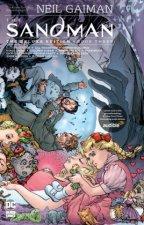 Sandman: The Deluxe Edition Book Three