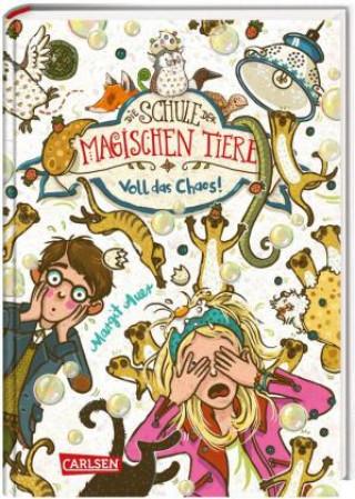 Die Schule der magischen Tiere 12: Voll das Chaos!