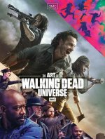 Art of AMC's The Walking Dead Universe