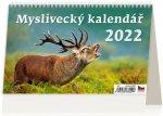 Myslivecký kalendář 2022 - stolní kalendář