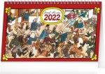 Stolní kalendář Josef Lada – Na vsi 2022