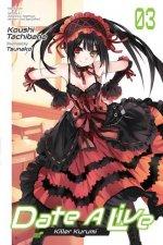 Date A Live, Vol. 3 (light novel)